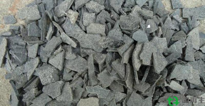 PE铝塑板芯粉碎料