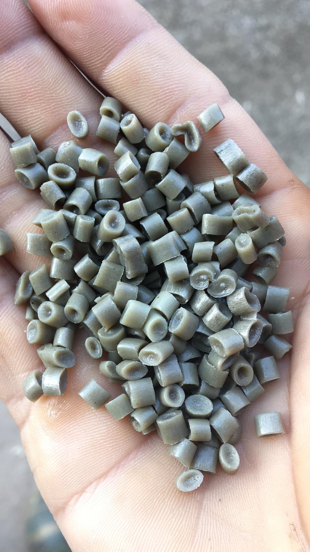 LDPE灰色再生颗粒