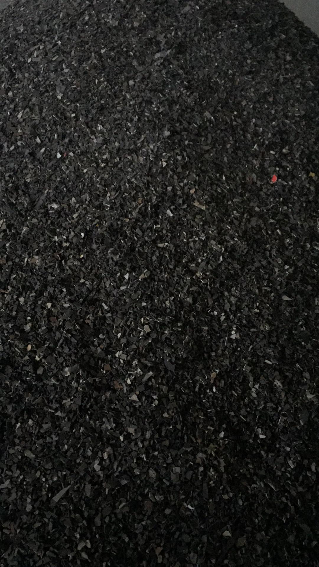 PVC地板砖破碎料