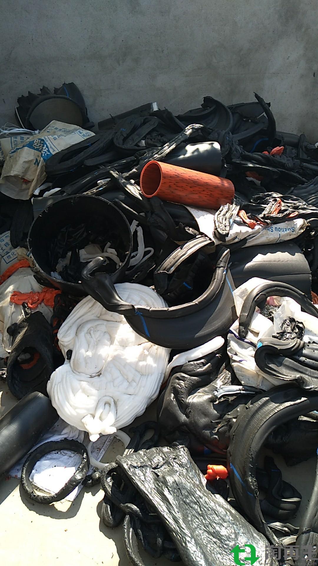 PE废管和机头料